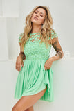 Splended Angel Dress (Green)