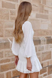 Meralla Dress (White) - PRE ORDER