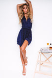 Love Letter Multiway Dress (Navy)