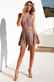 The Perfect Date Dress (Mocha)