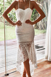 Mesina Dress (White)