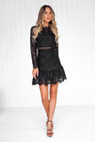 Pixie Dress (Black)
