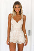 Shine Bright Like A Diamond Playsuit (Gold)