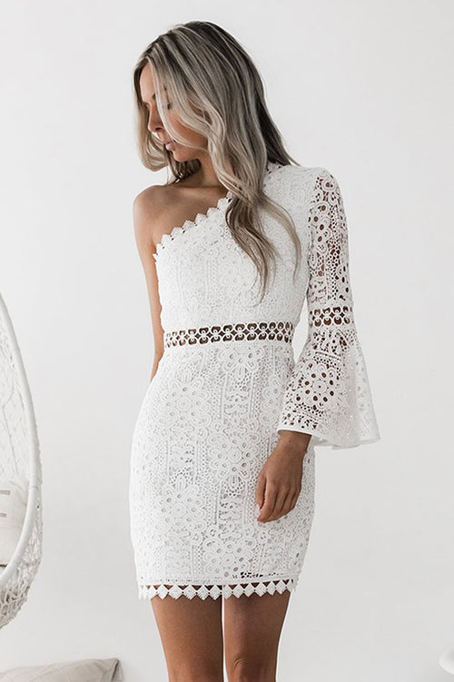 Elysian Dress (White)