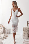 ESTELLE DRESS , WHITE XENIA BOUTIQUE , TWO SISTERS THE LABEL , KYLIE JENNER , KYLIE COSMETICS