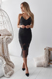 Khaleesi Dress (Black)