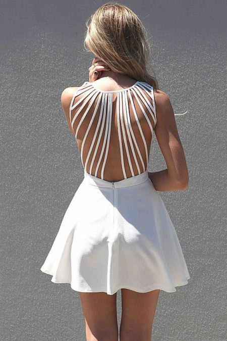 Triple Elastic Dress