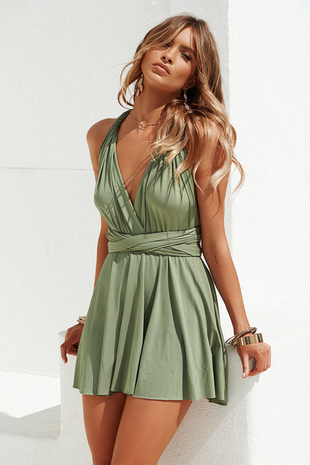 Zara Dress (Green)