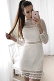 Wanderlust Dress (White)