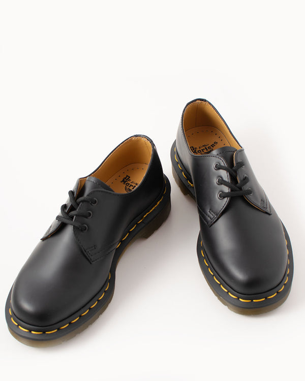 Dr. Martens Dr. Martens, 1461 Black Smooth, 59 Last - Pick Up - Dusseldorf