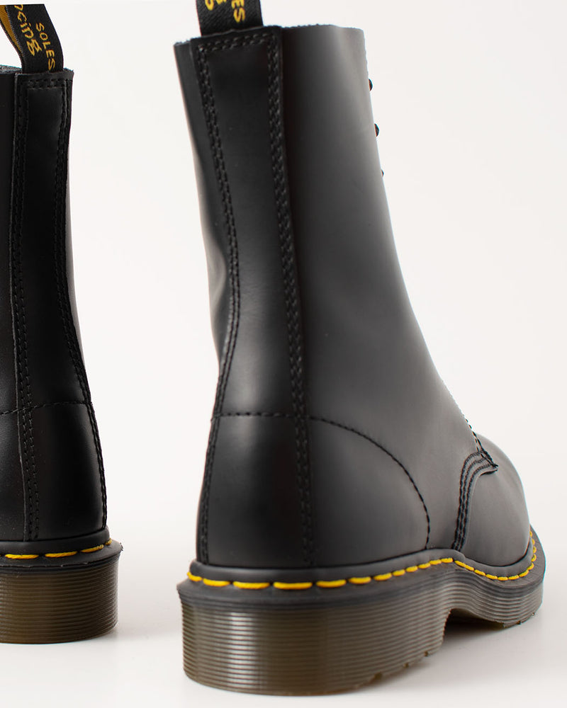 Dr. Martens Dr. Martens, 1919 Fine Haircell Black Smooth - Pick Up - Dusseldorf