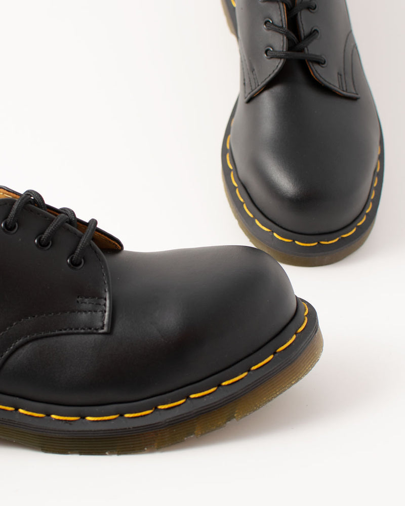 Dr. Martens Dr. Martens, 1925 Fine Haircell Black Smooth - Pick Up - Dusseldorf