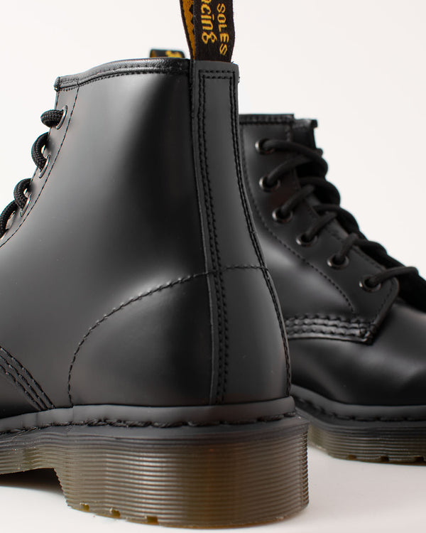 Dr. Martens Dr. Martens, 101 PW Black Smooth - Pick Up - Dusseldorf