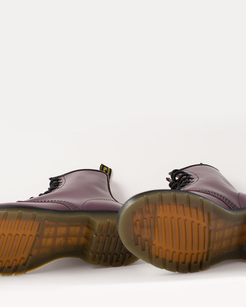 Dr. Martens Dr. Martens, 8 Eye, 11821500, Purple Smooth - Pick Up - Dusseldorf