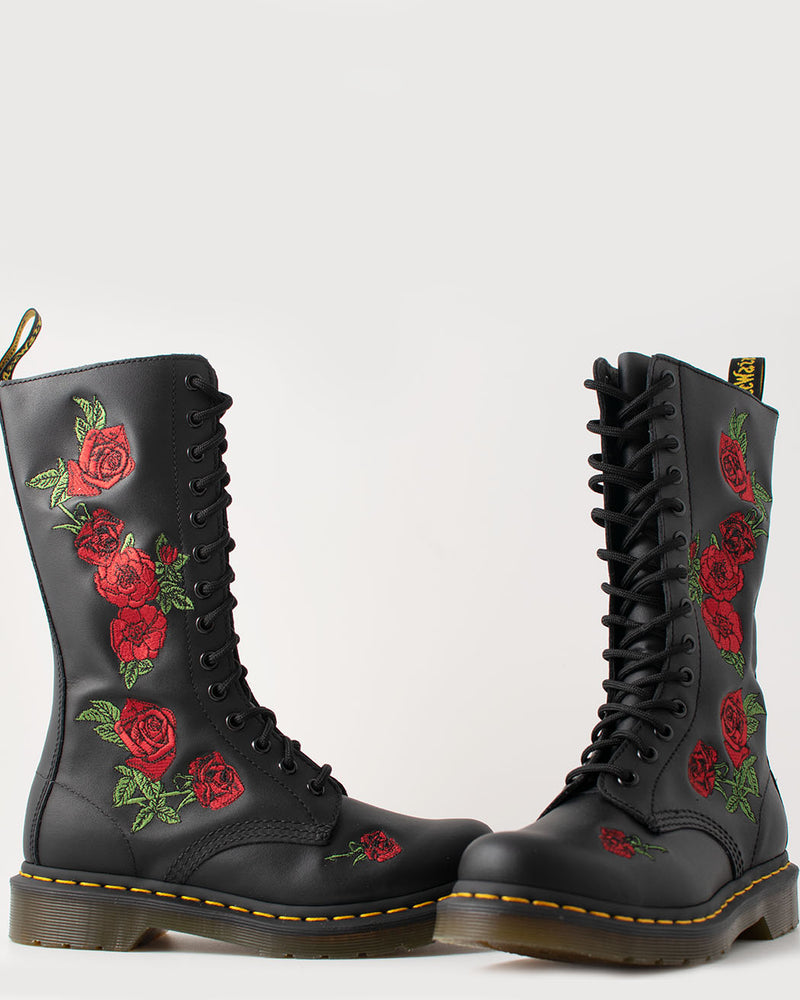 Dr. Martens Dr. Martens, Vonda Embroidery Black - Pick Up - Dusseldorf