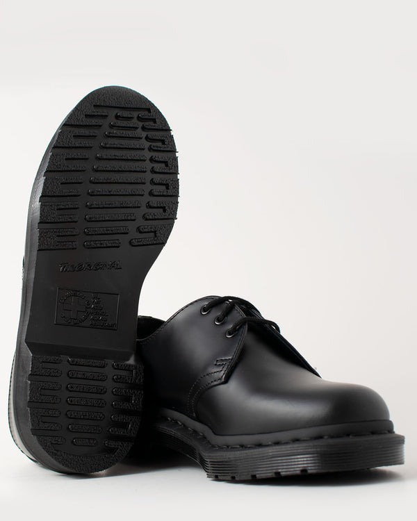 Dr. Martens Dr. Martens, 1461 MONO Black Smooth - Pick Up - Dusseldorf