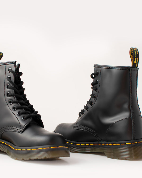 Dr. Martens Dr. Martens, 1460 Black Smooth, 59 Last - Pick Up - Dusseldorf