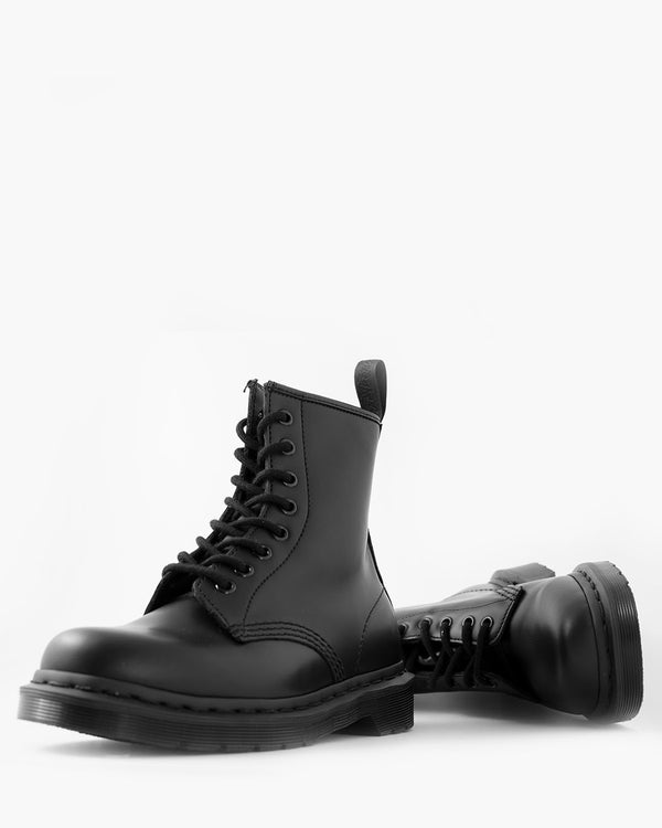 Dr. Martens Dr. Martens, 1460 MONO Black Smooth - Pick Up - Dusseldorf