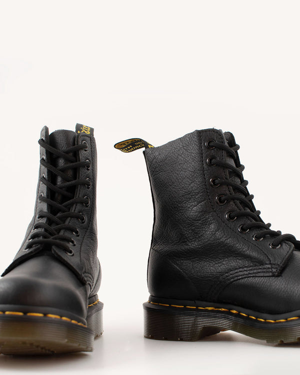 Dr. Martens Dr. Martens, 1460 Pascal Virginia Black - Pick Up - Dusseldorf