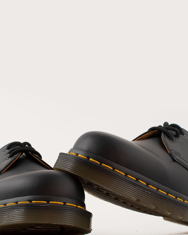 Dr. Martens Dr. Martens, 1461 Black Smooth - Pick Up - Dusseldorf