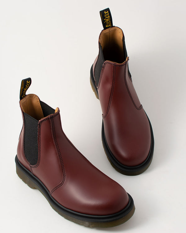 Dr. Martens Dr. Martens, 2976 Cherry Red Smooth - Pick Up - Dusseldorf