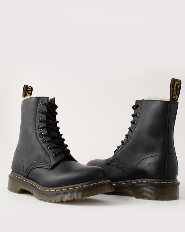 Dr. Martens Dr. Martens, 1460 Serena Wyoming Black - Pick Up - Dusseldorf