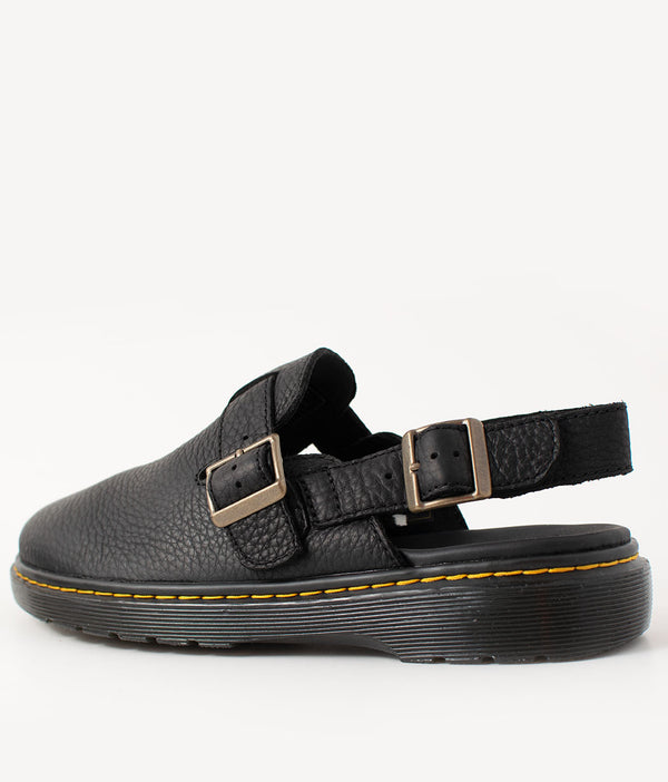 Dr. Martens Dr. Martens, JORGE RVE BLACK GRIZZLY - Pick Up - Dusseldorf