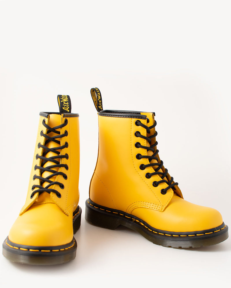 Dr. Martens Dr. Martens, 1460 Yellow Smooth - Pick Up - Dusseldorf