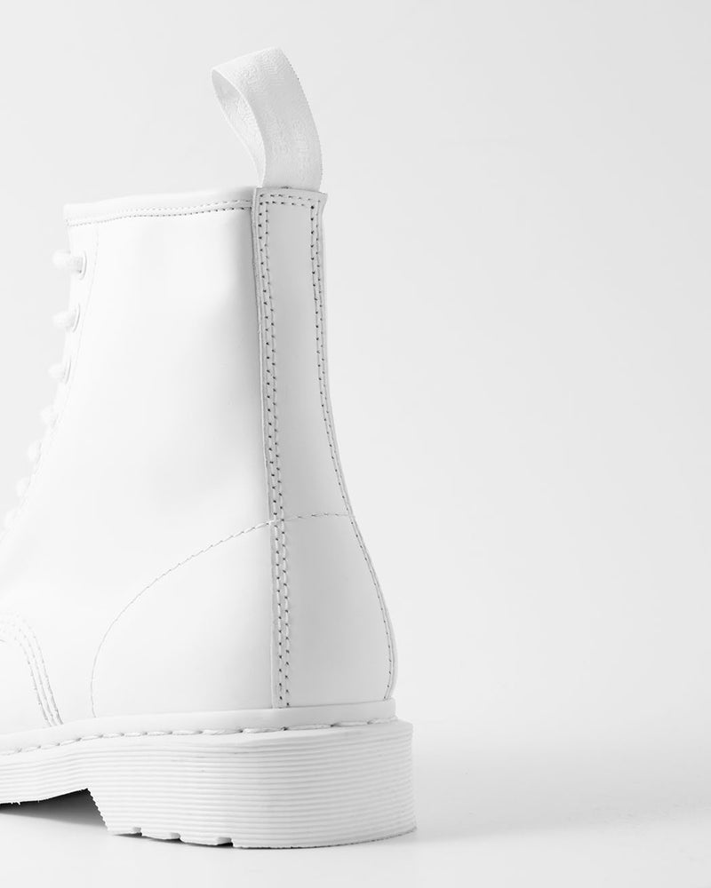 Dr. Martens Dr. Martens, 1460 MONO White Smooth - Pick Up - Dusseldorf