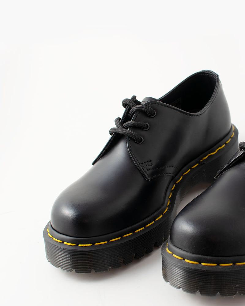 Dr. Martens Dr. Martens, 1461 BEX, Black Smooth - Pick Up - Dusseldorf