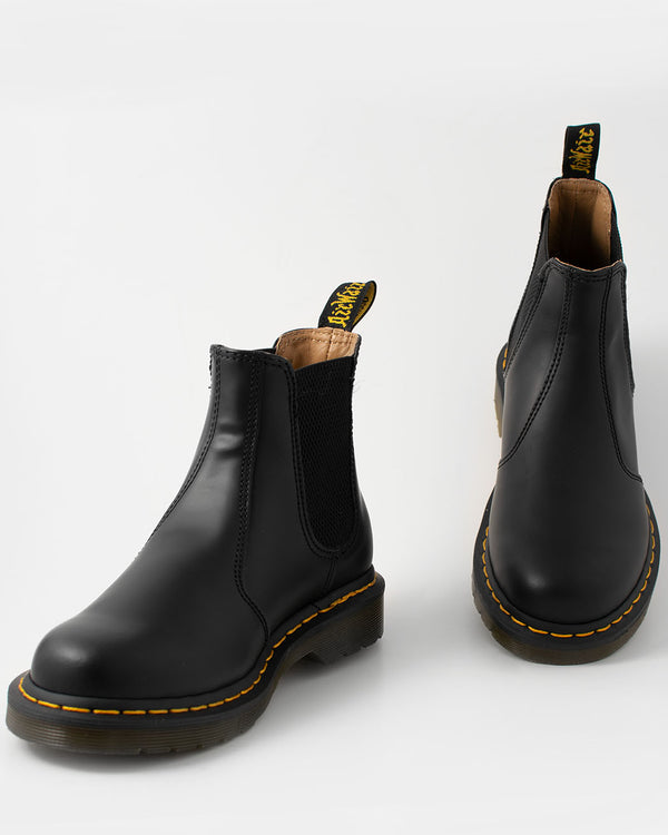 Dr. Martens, 22227001, 2976 Z, Smooth BLACK, Chelsea Boot