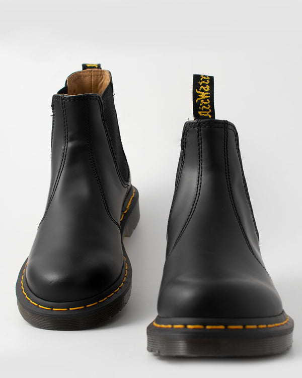 Dr. Martens Dr. Martens, 2976Z Black Smooth - Pick Up - Dusseldorf