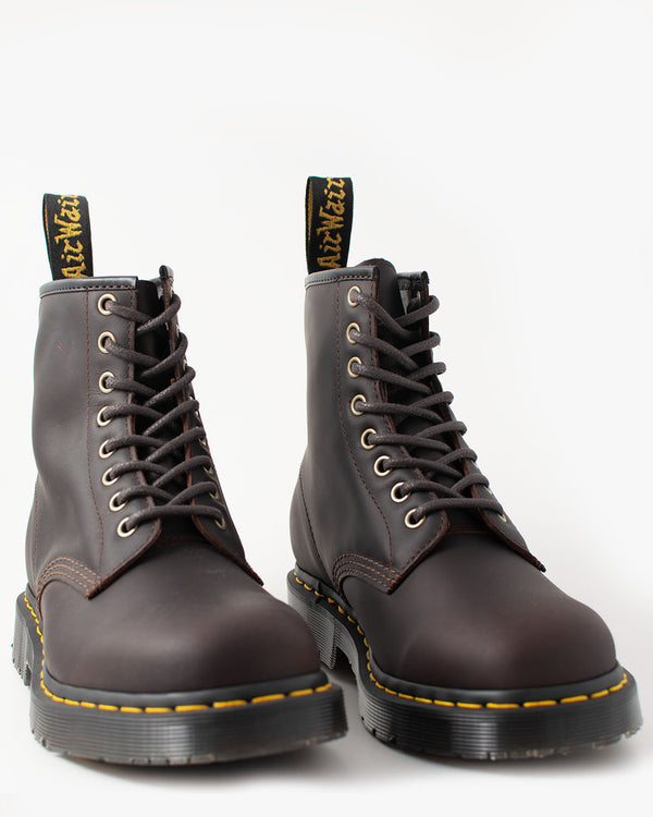 Dr. Martens, 24038247, 1460 Snowplow, WP COCOA, 8 Eye Boot