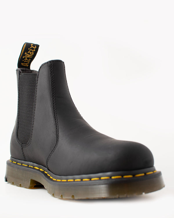 Dr. Martens Dr. Martens, 2976 Snowplow WP Black - Pick Up - Dusseldorf