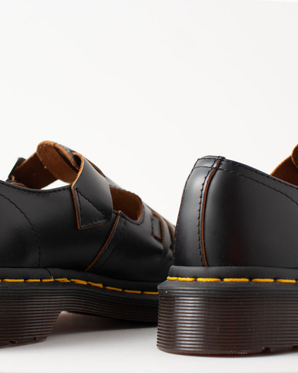 Dr. Martens Dr. Martens, Mica Vintage Smooth Black - Pick Up - Dusseldorf