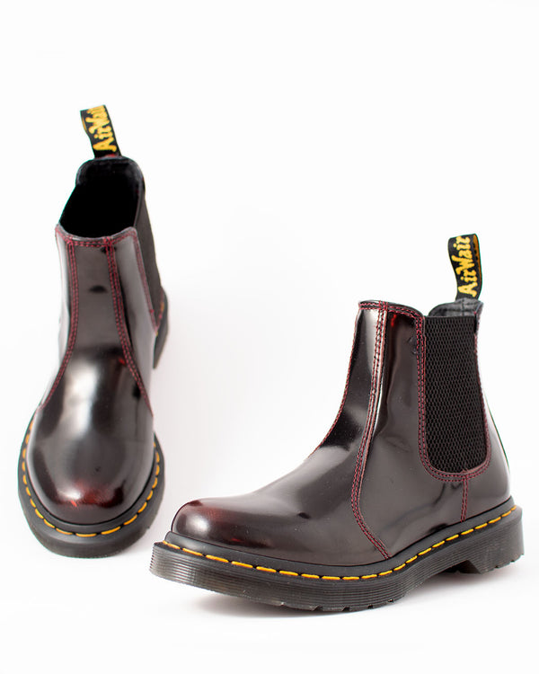 Dr. Martens Dr. Martens, 25684600, 2976 Cherry Red Arcadia - Pick Up - Dusseldorf