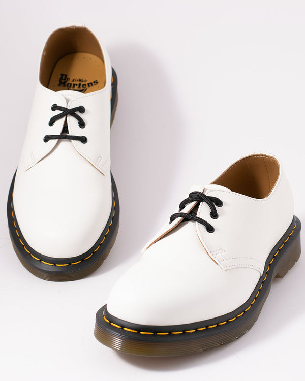 Dr. Martens Dr. Martens, 1461 WHITE SMOOTH - Pick Up - Dusseldorf