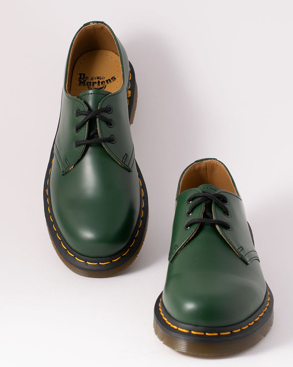 Dr. Martens Dr. Martens, 26226300, 1461 Green Smooth - Pick Up - Dusseldorf