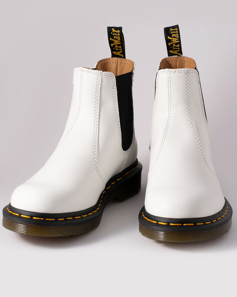 Dr. Martens Dr. Martens, 2976 White Smooth - Pick Up - Dusseldorf