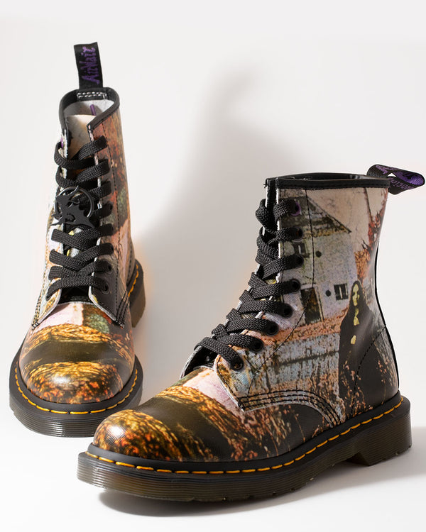 Dr. Martens Dr. Martens, 1460 Black Sabbath Multi+Black - Pick Up - Dusseldorf