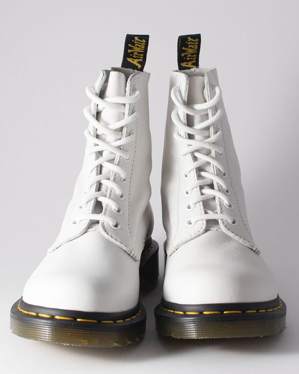 Dr. Martens Dr. Martens, Pascal Optical White Virginia - Pick Up - Dusseldorf
