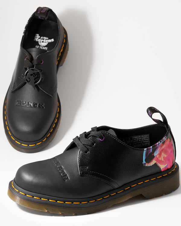 Dr. Martens Dr. Martens, 1461 Black Sabbath Multi+Black - Pick Up - Dusseldorf