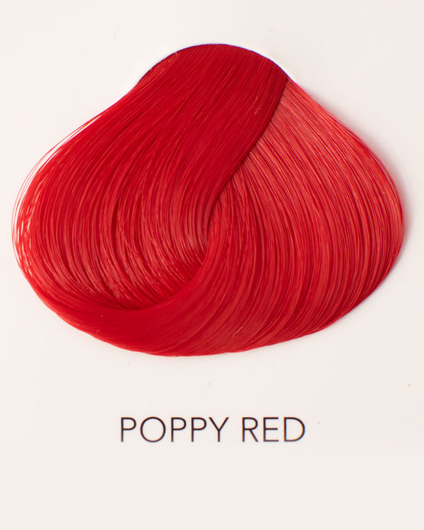 Directions, Poppy Red