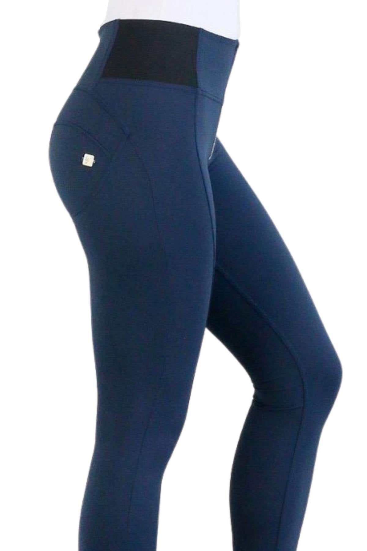 NAVY D.I.W.O.® PRO BEAUTY EFFECT WITH ELASTIC DETAIL HIGH WAIST