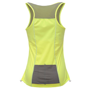TANK TOP NEON YELLOW