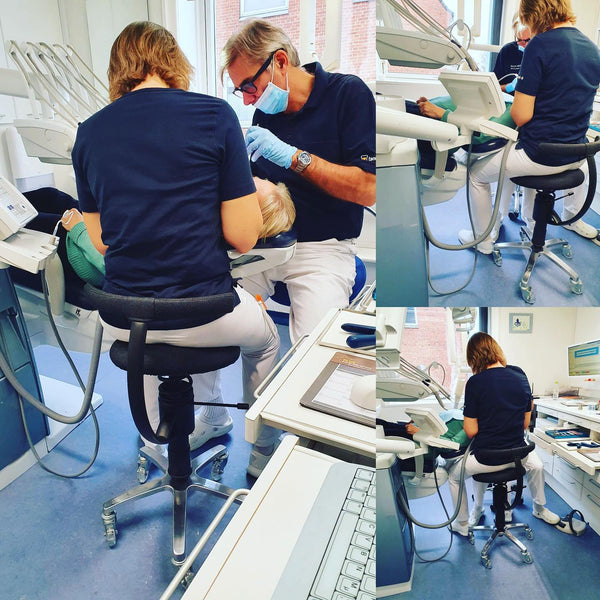 Best chairs for dentists SpinaliS Stylist - Spinalist Chair Canada