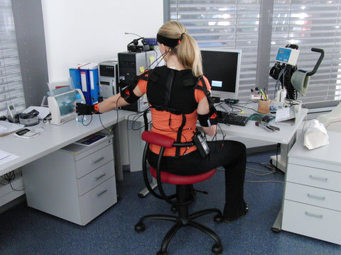 Behind the Science | SpinaliS Ergonomic Chair