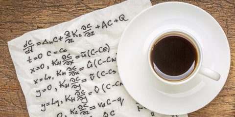Coffee and mathematics
