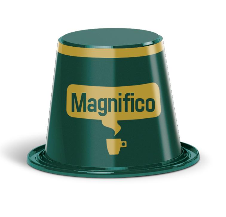Load image into Gallery viewer, MAGNIFICO Italian Roast - Nespresso® Compatible Capsules (x50)