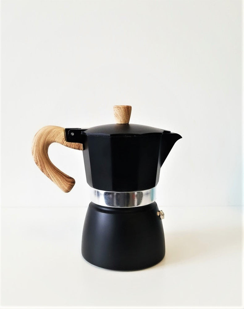 Load image into Gallery viewer, MOKA EXPRESS 3-Cup Espresso Maker